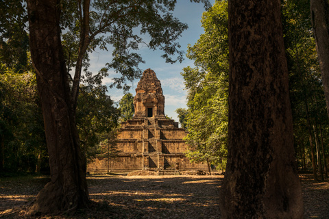 baksei chamkrong temple siem reap cambodia
